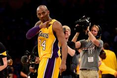 """Kobe Bryant Partners With Nike For Youth Basketball """"Mamba League"""" In LA"""