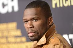 50 Cent Dragged By His Son Marquise Jackson Over Child Support Joke