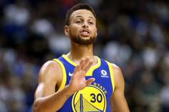 Steph Curry Has A Foot Fetish, Says His Wife Ayesha