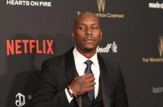 Tyrese Gibson Reportedly Skips Out On Seeing Daughter