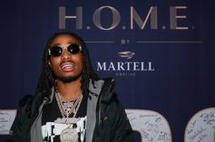 Quavo Says Philadelphia Eagles Can't Beat Atlanta Falcons Without Carson Wentz