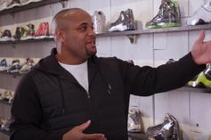 UFC's Daniel Cormier Says He Has Best Sneaker Collection In The Sport