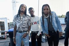 "Migos Show Love To Joe Budden, Talk ""Culture 2"" With Ebro"