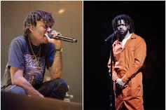 Watch J.I.D. Bring Out J. Cole At A Small Venue In Los Angeles