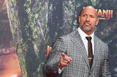 """Dwayne """"The Rock"""" Johnson Fights Giant Monsters In New """"Rampage"""" Trailer"""
