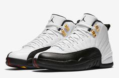 """Taxi"" Air Jordan 12 Rumored To Release Next Month"