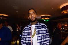 """Nipsey Hussle's """"Victory Lap"""" Expected To Debut In Top 10 On Billboard 200"""
