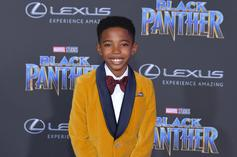 """Seth Carr Reportedly Earned $1,000 a Day to Play """"Young Killmonger"""""""