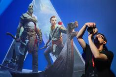 "New ""God Of War"" Game Play Reveals More Mature Story"