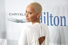Amber Rose's Likeness Reportedly Used To Lure Girls Into Prostitution Ring