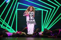 """Jennifer Lopez Flying Out To Complete """"Quiero Dinero"""" With Cardi B & DJ Khaled"""