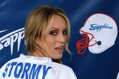 """Stormy Daniels Returns To Porn In New Project Titled """"Stormy's Secret"""""""