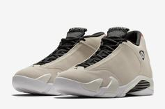 "Air Jordan XIV ""Desert Sand"": Official Images & Release Info"