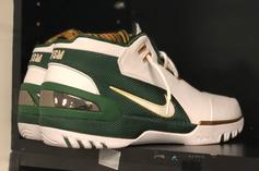 """Nike Air Zoom Generation """"SVSM"""" To Release This Month"""