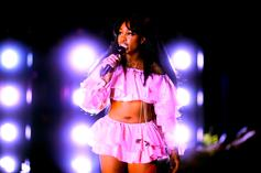 "SZA Pulled From Several TDE ""Championship"" Tour Dates Due To Swollen Vocal Cords"