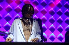 Wiz Khalifa Shows What He Would Look Like As MMA Fighter In Fan-Made Video