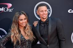Ayesha Curry Says Rockets Fan Bumped Her Pregnant Belly After Game 5