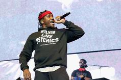 """Pusha T Performs """"If You Know You Know"""" On Jimmy Kimmel Live"""