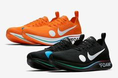 Off-White x Nike Zoom Fly Mercurial Flyknit Releasing For World Cup
