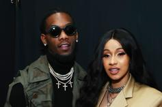 """Cardi B Shuts Down Cheating Allegations Pinned On Offset: """"This Sh*t Is Fake"""""""