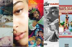 Top 25 Hip-Hop & R&B Albums Of 2018 So Far