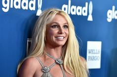 "Britney Spears Performs Choreography To Her Migos ""Walk It Talk It"" Remi"