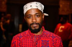 """Lakeith Stanfield Talks $130,000 Yeezys During """"Sneaker Shopping"""""""