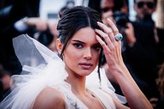 Kendall Jenner & Ben Simmons Can't Keep Their Hands Off Each Other