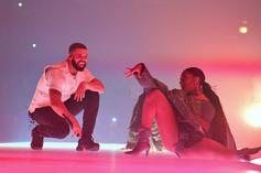 "Drake Gives The Crowd Exactly What They Want On ""Aubrey & The Three Amigos"" Tour"