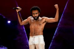 Childish Gambino Reportedly Broke His Foot During Early Exit At Dallas Concert