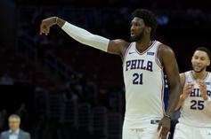 Joel Embiid To Sign With Under Armour: Report