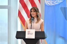 """Melania Trump Says Sexual Assault Victims Need To Have """"Really Hard Evidence"""""""