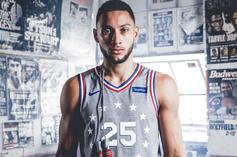 """Sixers """"City Edition"""" Uniforms Inspired By Rocky & Creed: Official Images"""