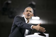 "Barack Obama Makes Time To Address Agitator At Rally: ""Don't Come Hollering Here"""