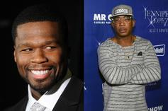 """50 Cent Warns Ja Rule: """"It Ain't Over Till One Of Us Gone"""""""
