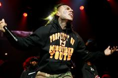 "Tekashi 6ix9ine Roasts Queen Naija's BF For Claiming ""King Of NY"" Title"