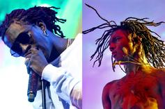 "Young Thug, Swae Lee, & Mike WiLL Made-It Are Performing On ""The Tonight Show"""