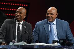 """Charles Barkley Clowns Kevin Durant: """"Is That A Cadaver?"""""""