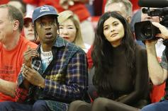 Travis Scott Reportedly Calls On Extra Security When Kylie Jenner & Stormi Attend Shows