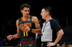 """Trae Young Doesn't Think His 23% Perimeter Shooting Is Worthy Of """"Lockdown D"""""""