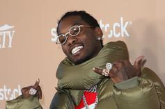 Offset's Alleged Mistress Summer Bunni Is Dropping A Song About Him