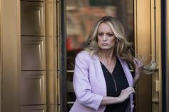 Stormy Daniels Ordered To Pay Donald Trump's Legal Fees