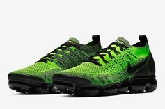 Nike Vapormax 2.0 Releasing In Neon Green And Black Colorwayhttps://sneakernews.com/wp-content/uploads/2019/01/nike-vapormax-2-neon-green-942842-701-2.jpg