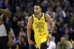 """Steph Curry Climbs To 3rd All-Time In NBA's """"3-Pointer List"""""""