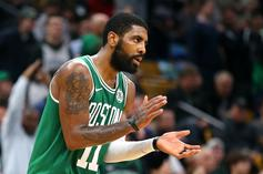 "Kyrie Irving Shades Teammates For Lacking ""Championship Pedigree"""