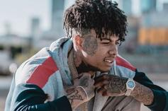 BlueFace Is Going To C-Walk, Rain Or Shine