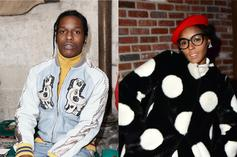 """A$AP Rocky Shoots His Shot At Janelle Monae: """"Is She Single?"""""""
