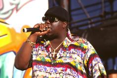 """Biggie's """"Hypnotized"""" Allegedly Targets Faith Evans Over Tupac Cheating Rumors"""
