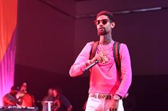 PnB Rock Arrested On Drugs & Stolen Firearm Charges: Report