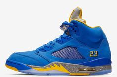Air Jordan 5 Laney Release Date Delayed: New Details